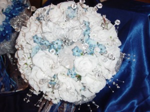 Rachael's bouquet 1
