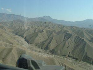 Afghanbadlands