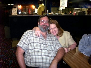 Cindy & Steve 4-9-06