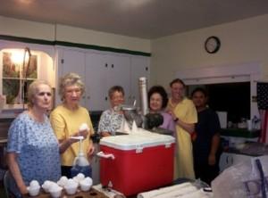 kitchen ladies
