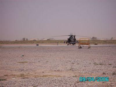 Apache at Balad