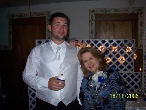 Brandon & Cindy