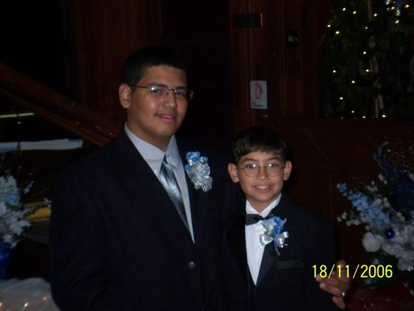 Andy & Jeremy