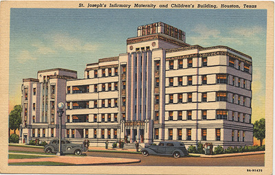 Maternity and Children's Building