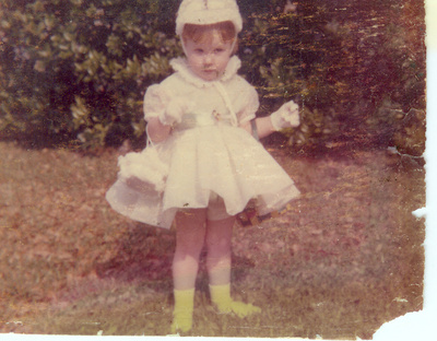 Cindy, Easter 1959