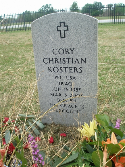 Cory Kosters