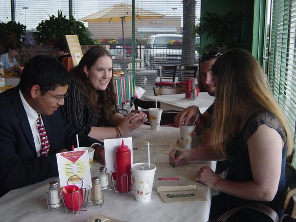 Andy, Beth, Brandon, Rachael
