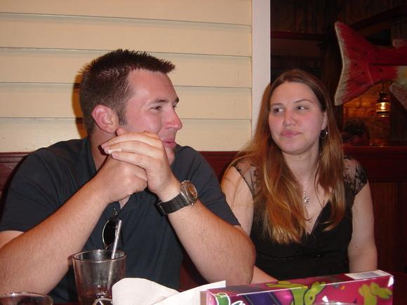 Brandon & Rach 3-29-07