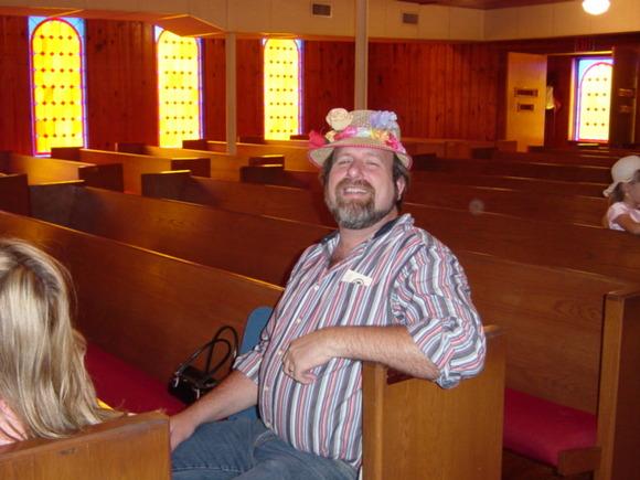 Mark, Easter 2006