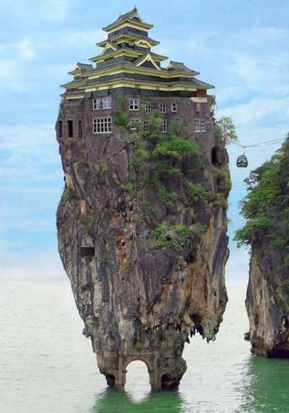Weird house 1