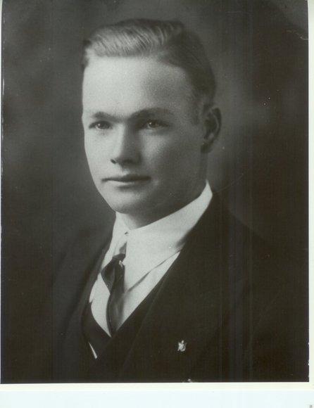 Roy Guinn 1928