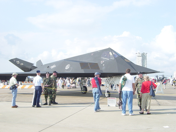 F-117 Stealth