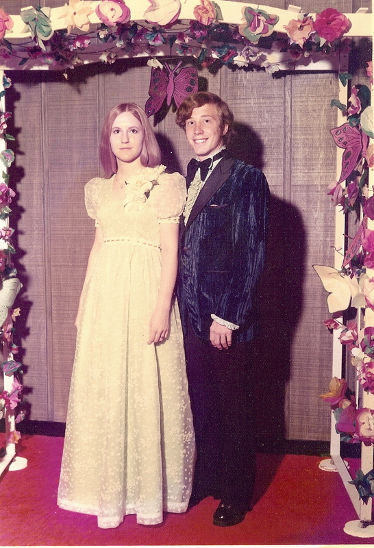 Cindy and David 1973