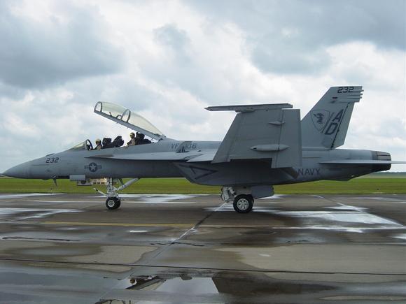 F-18E Super Hornet