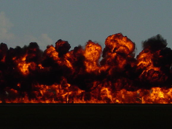 Ploesti bombing