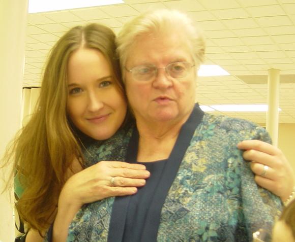 Beth and Anna Fay