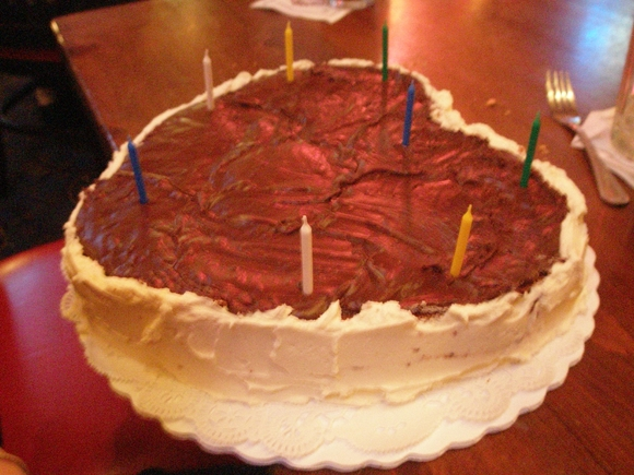 Rachael's cake