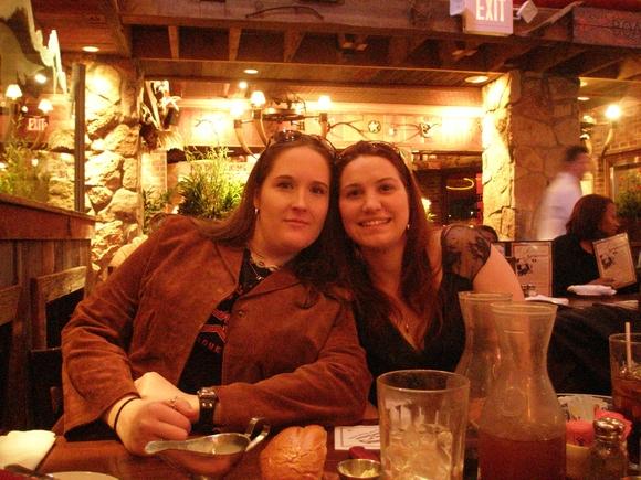 Beth & Rach 1-19-08