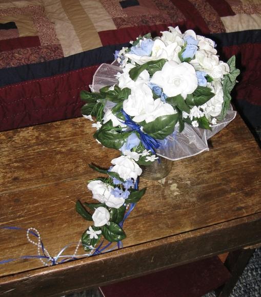 Barb's bouquet