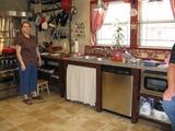 Heather's new kitchen