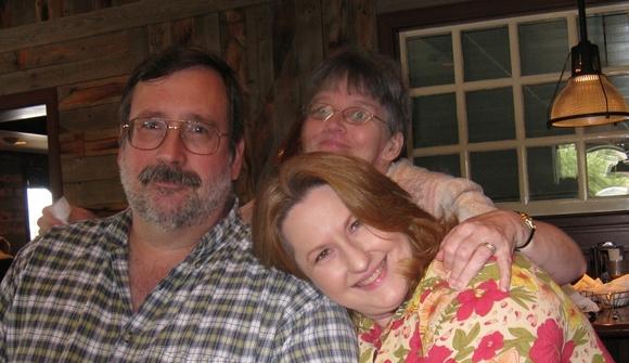 Steve,Cindy,Mary Ellen