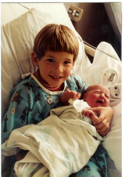 Brandon & Bethany May 6, 1986