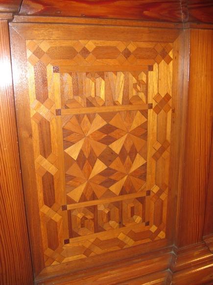 pulpit inlay