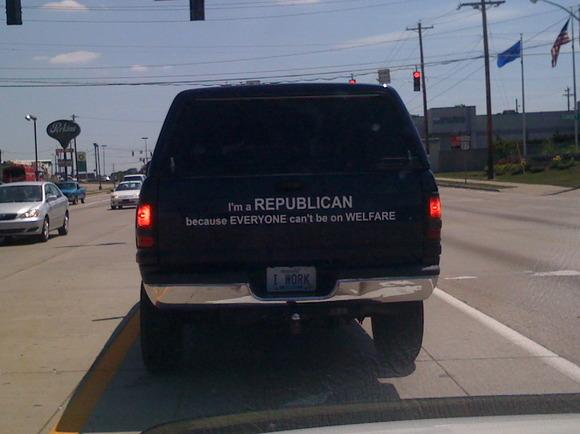 I'm Republican