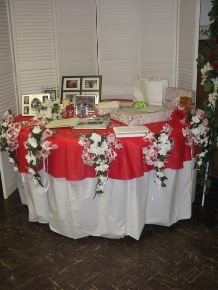 gift&picture table