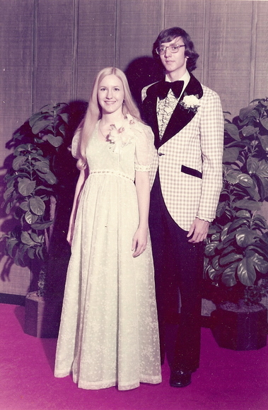 Cindy and Dale 1975