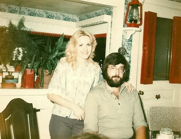 Steve & Cindy 6-24-79